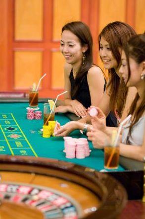 カジノ画像美人