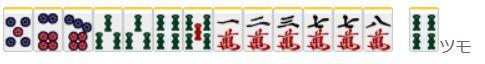 捨て牌読み3-14