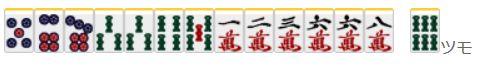 捨て牌読み3-3